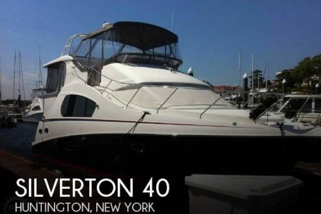 2009 Silverton 35 MotorYacht - For Sale at Huntington, NY 11743 - ID 145163