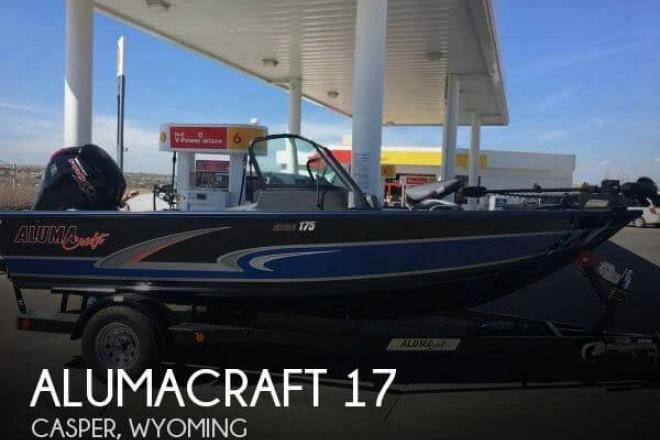 2016 Alumacraft Edge 175 - For Sale at Casper, WY 82601 - ID 145165