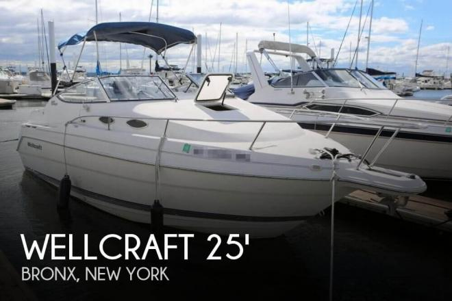 2001 Wellcraft 2400 Martinique - For Sale at New Rochelle, NY 10805 - ID 144453