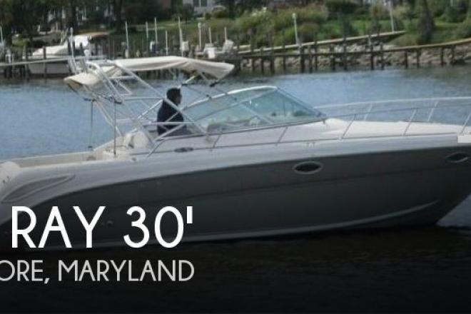 2006 Sea Ray 290 Amberjack - For Sale at Baltimore, MD 21201 - ID 144883