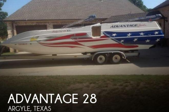 2003 Advantage Party Cat 28 - For Sale at Argyle, TX 76226 - ID 145383