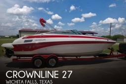 2004 Crownline 270 BR