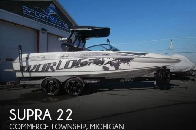 2013 Supra SA550 Worlds Edition - For Sale at Commerce Township, MI 48382 - ID 145479
