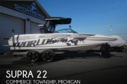 2013 Supra SA550 Worlds Edition