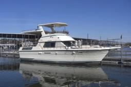 1987 Hatteras 40FT Double Cabin
