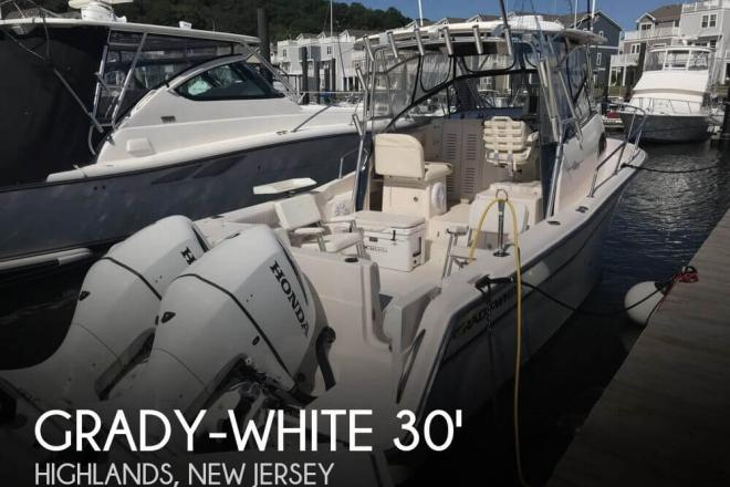 2002 Grady White 300 Marlin - For Sale at Highlands, NJ 7732 - ID 145775
