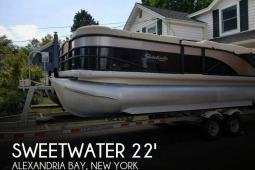 2017 Sweetwater 215C Premium