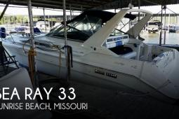 1990 Sea Ray 310/330 Sundancer