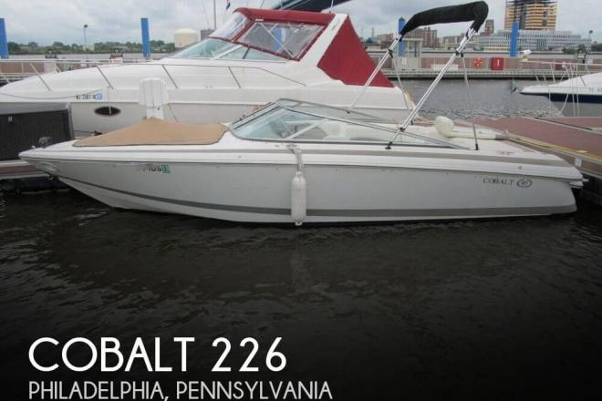 2000 Cobalt 226 - For Sale at Philadelphia, PA 19185 - ID 145159