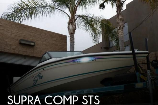1996 Supra Comp STS - For Sale at Alpine, CA 91903 - ID 145313