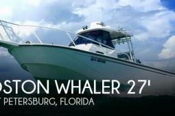 1997 Boston Whaler 27 Offshore
