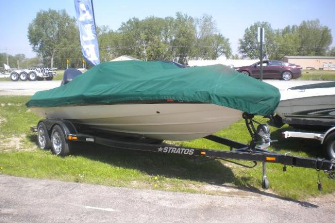 1999 Stratos 290 SF - For Sale at Madison, WI 53701 - ID 144597