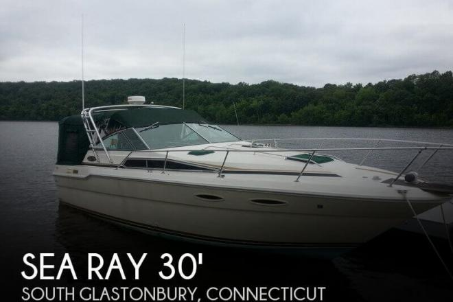 1987 Sea Ray 300 Sundancer - For Sale at South Glastonbury, CT 6073 - ID 54983