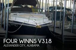 2009 Four Winns V318