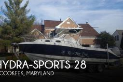 2005 Hydra Sports Vector 2800 Express