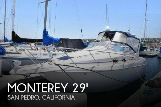 1999 Monterey 276 Cruiser - For Sale at San Pedro, CA 90731 - ID 145759