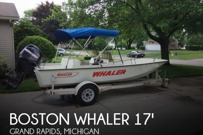 1988 Boston Whaler Super Sport 17 - For Sale at Grand Rapids, MI 49546 - ID 145970