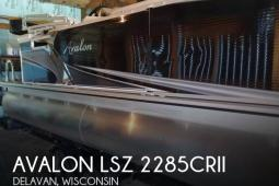 2017 Avalon LSZ 2285CRII