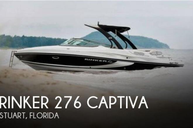 2013 Rinker 276 Captiva - For Sale at Stuart, FL 34994 - ID 145002