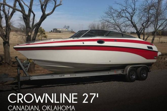 2004 Crownline 270 Bowrider - For Sale at Canadian, OK 74425 - ID 67554