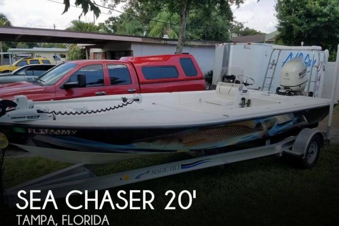 2004 Sea Chaser 200 Flats Series - For Sale at Tampa, FL 33611 - ID 146422