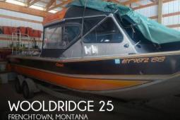 2013 Wooldridge 25 Classic