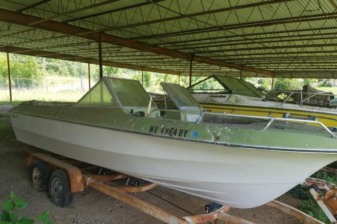 1974 Newman 20' - For Sale at Gravois Mills, MO 65037 - ID 146763
