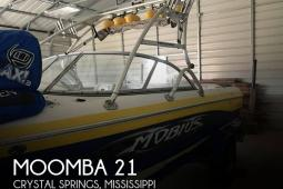 2005 Moomba Mobius LSV