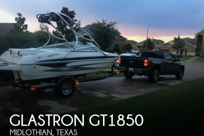 2009 Glastron GT 185 - For Sale at Midlothian, TX 76065 - ID 142529
