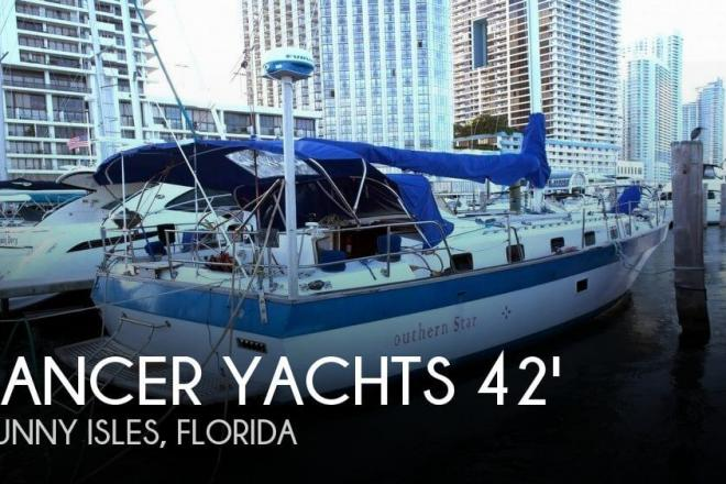 1981 Lancer 42 masthead sloop - For Sale at Miami, FL 33177 - ID 101246
