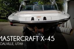 2006 Mastercraft X-45