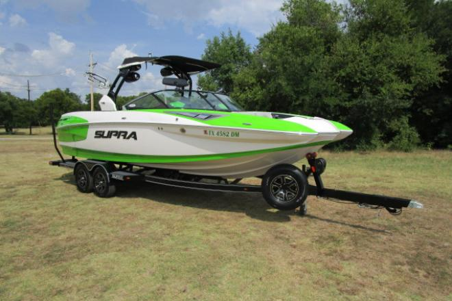 2016 Supra SE450 - For Sale at Lewisville, TX 75077 - ID 147029