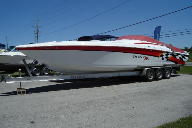 Donzi 38 Zx | New and Used Boats for Sale