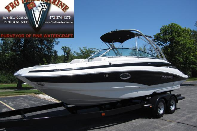 2013 Crownline E4 - For Sale at Sunrise Beach, MO 65079 - ID 147109