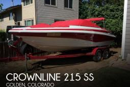 2013 Crownline 215 SS