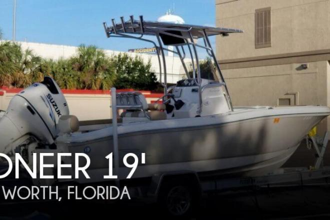 2016 Pioneer 197 Sportfish - For Sale at Fort Lauderdale, FL 33334 - ID 146842