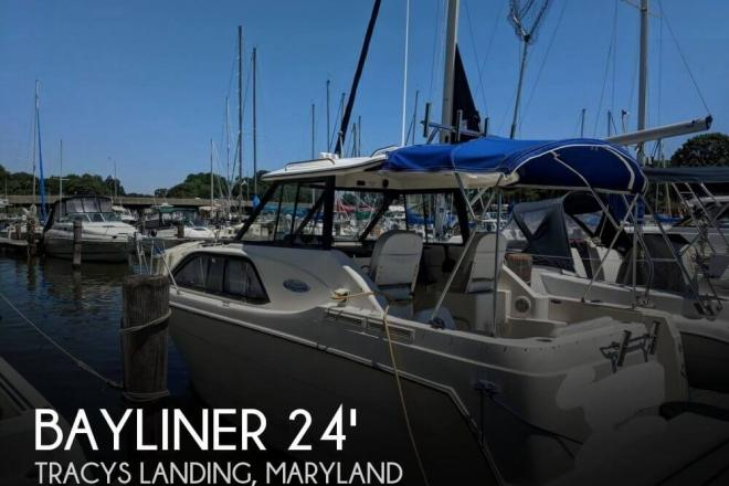 2005 Bayliner Ciera 242 Classic - For Sale at Tracys Landing, MD 20779 - ID 144567