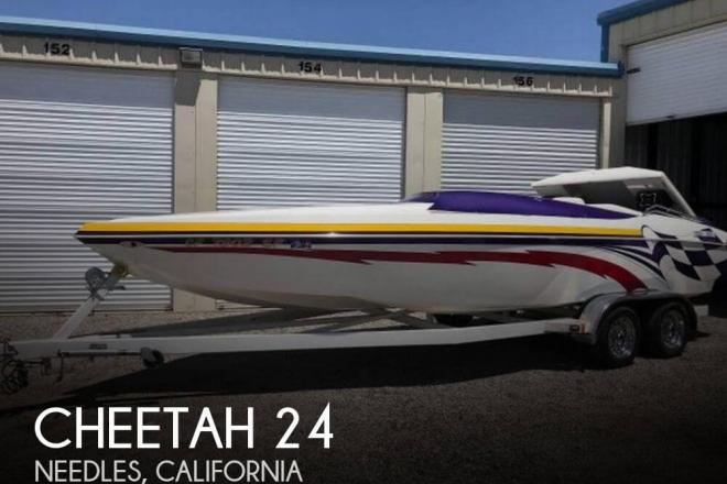 2001 Cheetah Stiletto 24 - For Sale at Needles, CA 92363 - ID 147311