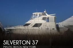 1997 Silverton 37 Convertible