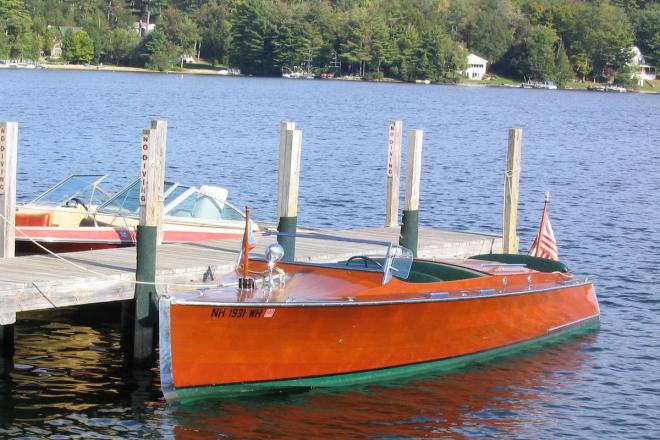 1931 Chris Craft Triple Cockpit Runabout - For Sale at Laconia, NH 3246 - ID 147451