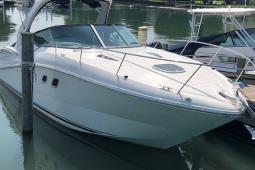 2011 Sea Ray 330 SUNDANCER
