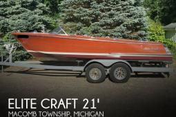1989 Elite Craft 20 Riviera