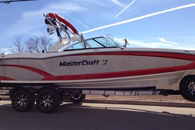 2014 Mastercraft X46 - For Sale at Schnellville, IN 47580 - ID 147602