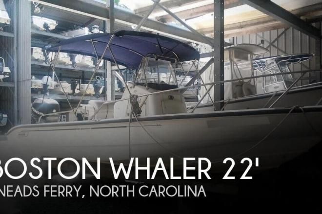 2006 Boston Whaler 220 Dauntless - For Sale at Sneads Ferry, NC 28460 - ID 146208