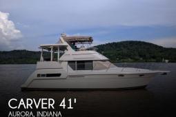 1998 Carver 355 AFT CABIN