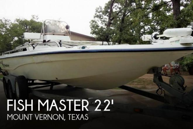 2003 Fish Master Travis Edition 22 - For Sale at Mount Vernon, TX 75457 - ID 146908