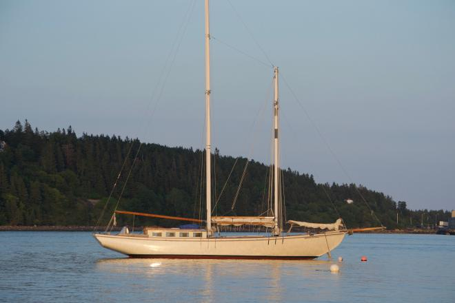 1971 Classic Murray Stevens  Schooner - For Sale at Portland, ME 4101 - ID 147796