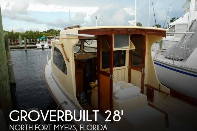 1981 Grover 28 - For Sale at North Fort Myers, FL 33903 - ID 147865