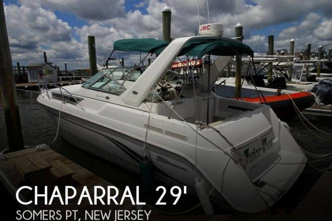 2000 Chaparral 290 Signature - For Sale at Egg Harbor Township, NJ 8234 - ID 124003