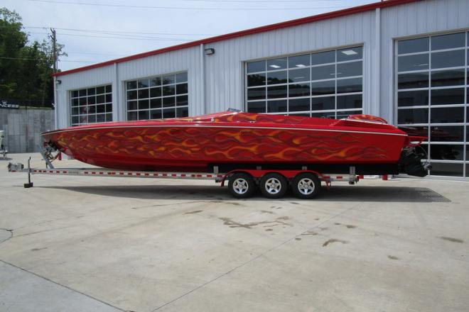 1990 Wellcraft 38 Scarab - For Sale at Osage Beach, MO 65065 - ID 147889